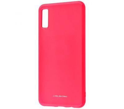 Чехол для Huawei P30 Molan Cano Jelly глянец розовый 363721
