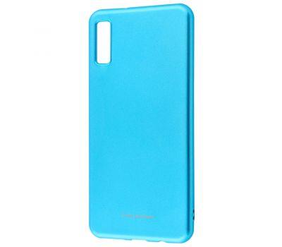 Чехол для Huawei P30 Molan Cano Jelly глянец голубой 363719