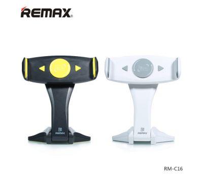 Держатель для планшетов holder Remax RM-C16 (7-15) черный 371507