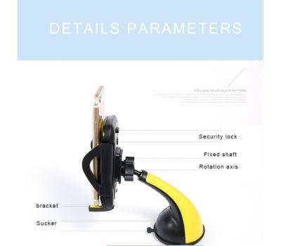 Автодержатель holder Remax RM-C04 белый-серый 371542