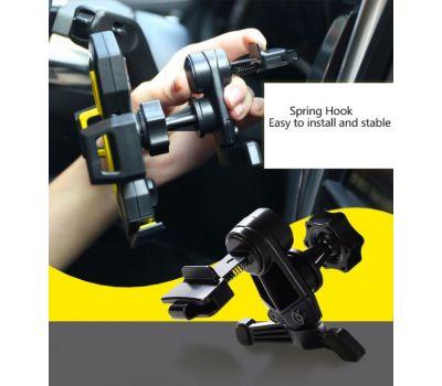 Автодержатель holder REMAX Car RM-C14 черно-серый 371588
