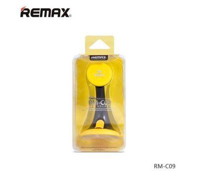 Автодержатель holder Remax Car RM-C09 черно-желтый 371564