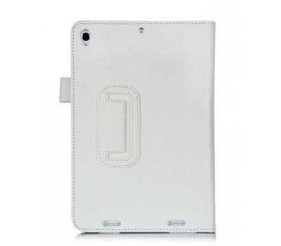 """Фото №1 - Кожаный чехол книжка TTX с функцией подставки для Xiaomi Mi Pad Tablet 7.9"""" белый"""
