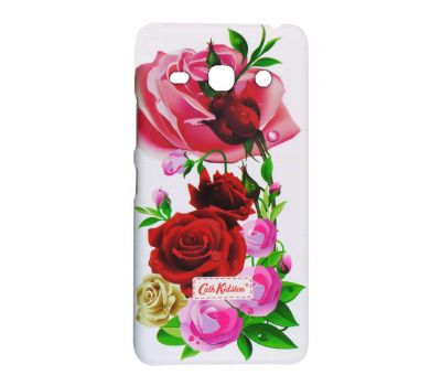 Cath Kidston Flowers Samsung Galaxy Star Advance (G350) White 38326
