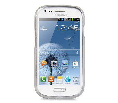 Чехол силикон Melkco Samsung i8190 transparent Galaxy SIII mini