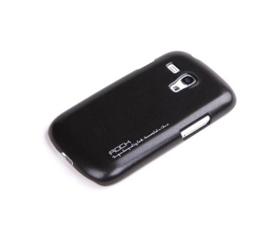 Накладка ROCK NakedShell Samsung i8190 black