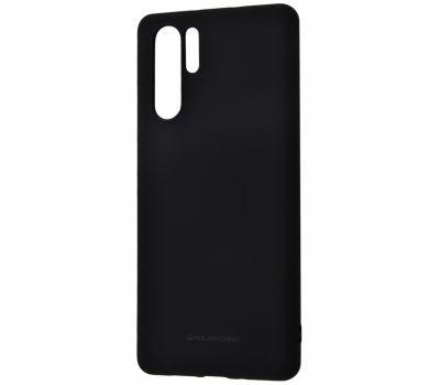 Чехол для Huawei P30 Pro Molan Cano Jelly черный 423762