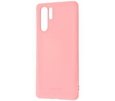Чехол для Huawei P30 Pro Molan Cano Jelly розовый 423760