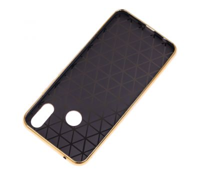 Чехол для Huawei P Smart Plus Brand золотистый 423738
