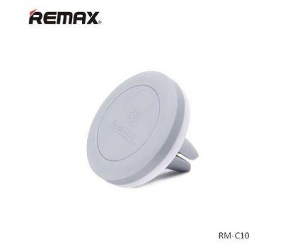 Автомобильный держатель REMAX Car Holder RM-C10 бело / серый