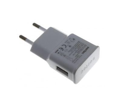 Сетевой адаптер USB Samsung S3 Sertec белый (2A) (ETA-U90EWE)