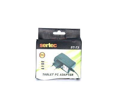 Зарядное устройство ST-T3 9V/2A/5,5mm/3,5mm/2,5mm/2.0mm для планшетов и камер 5650