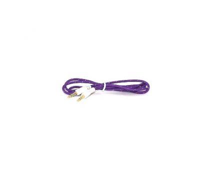 Переходник Audio Cable 3.5-to-3.5 (тканевой)