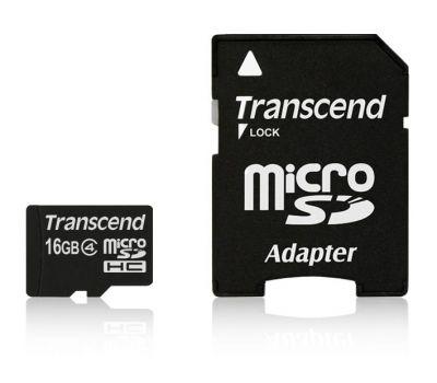 Карта памяти micro SD Silicone power 16 Gb class 10+adapter SD