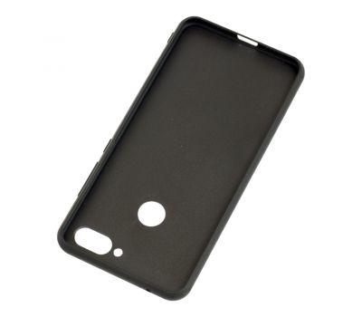 Чехол для Xiaomi Mi 8 Lite hard carbon бордовый 512793