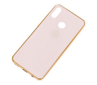 Чехол для Huawei P Smart Plus Brand золотистый 530317