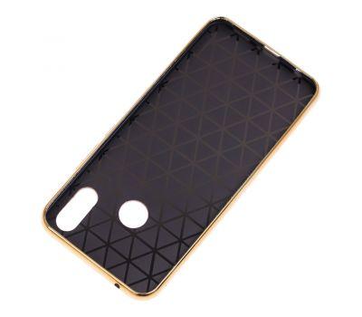 Чехол для Huawei P Smart Plus Brand золотистый 530318