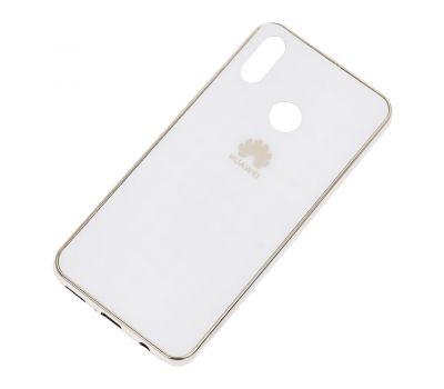 Чехол для Huawei P Smart Plus Brand белый 530314