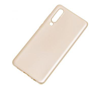 Чехол для Huawei P30 Rock матовый золотистый 532535