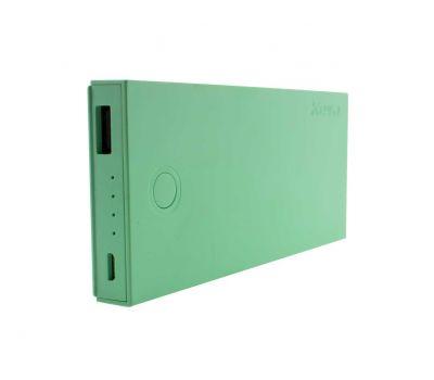 Внешний аккумулятор power bank Keva K3 6500 mAh green 58961