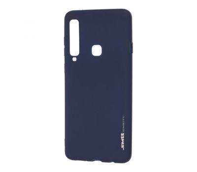 Чехол для Samsung Galaxy A9 2018 (A920) SMTT синий