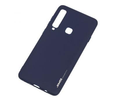 Чехол для Samsung Galaxy A9 2018 (A920) SMTT синий 584854