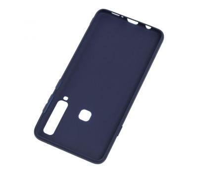 Чехол для Samsung Galaxy A9 2018 (A920) SMTT синий 584855