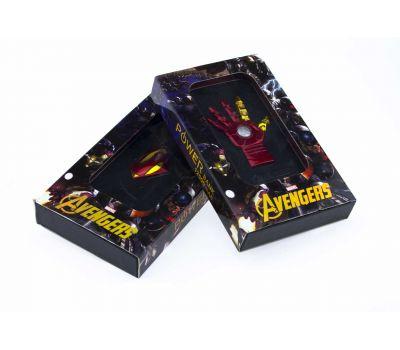 Внешний аккумулятор power bank Avengers collection 12000mAh arm 59030