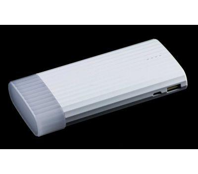 Внешний аккумулятор power bank Fonsi PPL-18 F04 10000 mAh white 64005