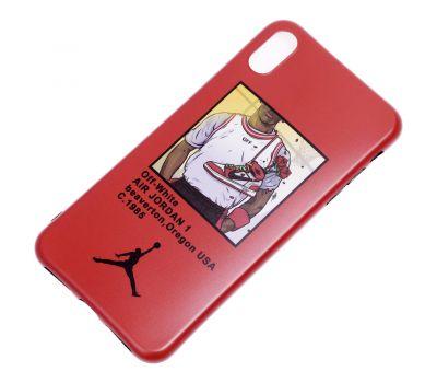 "Чехол для iPhone X / Xs  IMD ""Yang style №16"" 659949"