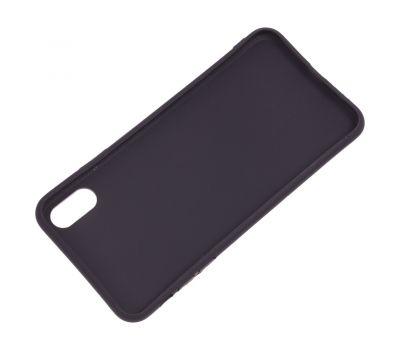 """Чехол для iPhone X / Xs  IMD """"Yang style """" половинки 659959"""