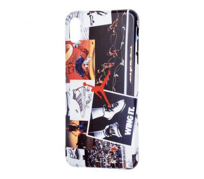 Чехол IMD для iPhone X / Xs Yang style wing it 659963