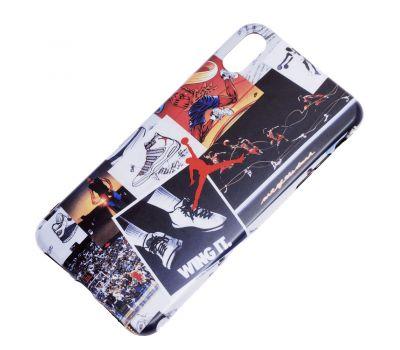 Чехол IMD для iPhone X / Xs Yang style wing it 659964