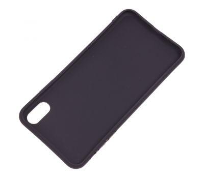 Чехол IMD для iPhone X / Xs Yang style красный supreme 659914