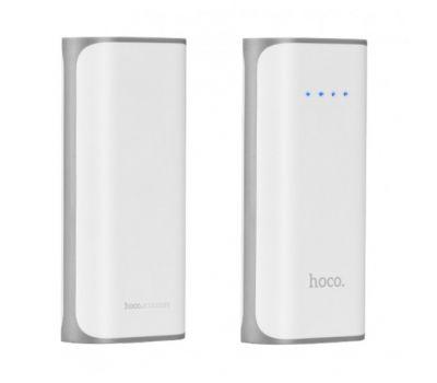 Внешний аккумулятор power bank Hoco B21 5200 mAh white 73922