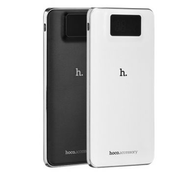 Внешний аккумулятор power bank Hoco UPB-05 10000 mAh white 73965