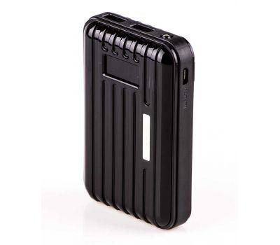 Внешний аккумулятор power bank Fonsi F31-10000 mAh black 74169