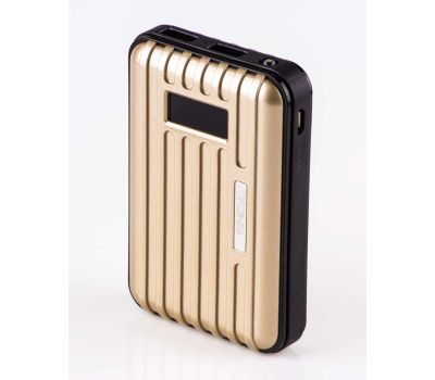 Фото №3 - Внешний аккумулятор Power Bank Fonsi F31-10000 mAh gold 74163