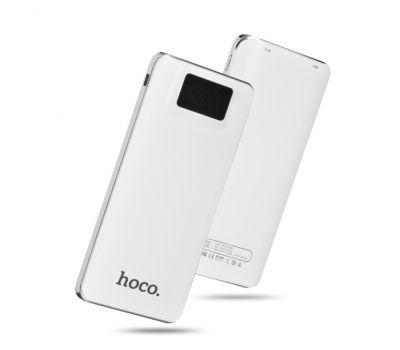 Внешний аккумулятор power bank Hoco UPB-05 10000 mAh white 76844