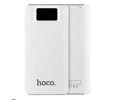 Внешний аккумулятор power bank Hoco UPB-05 10000 mAh white 76845