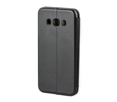 Чехол книжка Premium для Samsung Galaxy J5 2016 (J510) черный 79875
