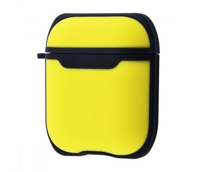 Чехол для AirPods WIWU Hard Protective желтый 797965