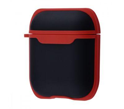 Чехол для AirPods WIWU Hard Protective красный 797966