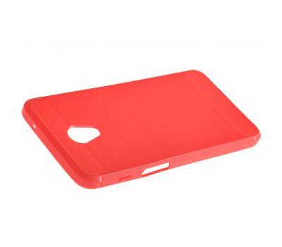 Чехол для Meizu M6s Ultimate Experience красный 881889
