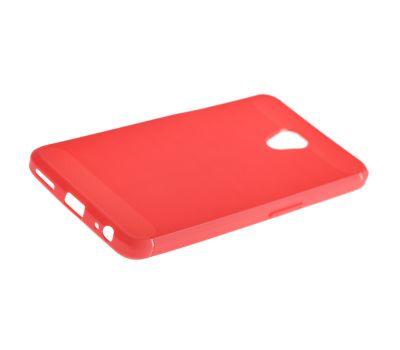 Чехол для Meizu M6s Ultimate Experience красный 881890