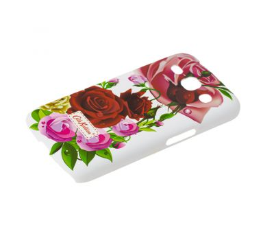 Cath Kidston Flowers Samsung Galaxy Star Advance (G350) White 883660