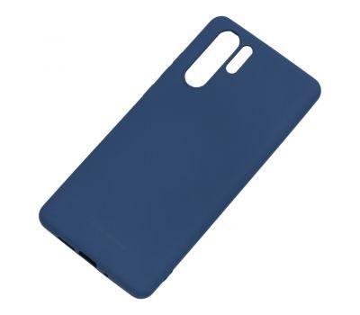 Чехол для Huawei P30 Pro Molan Cano Jelly синий 893130