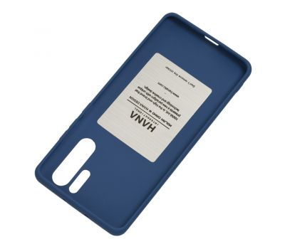 Чехол для Huawei P30 Pro Molan Cano Jelly синий 893131