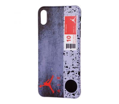 "Чехол IMD для iPhone X / Xs ""Yang style"" air 908552"