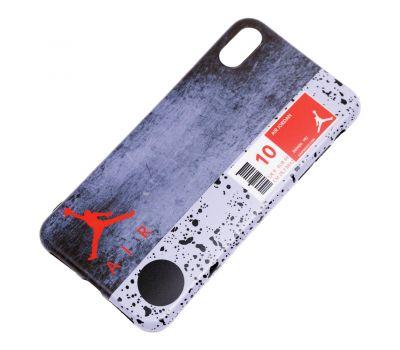 "Чехол IMD для iPhone X / Xs ""Yang style"" air 908553"